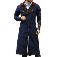 Assassin's Creed Unity Denim Coat | Mens Denim Coat