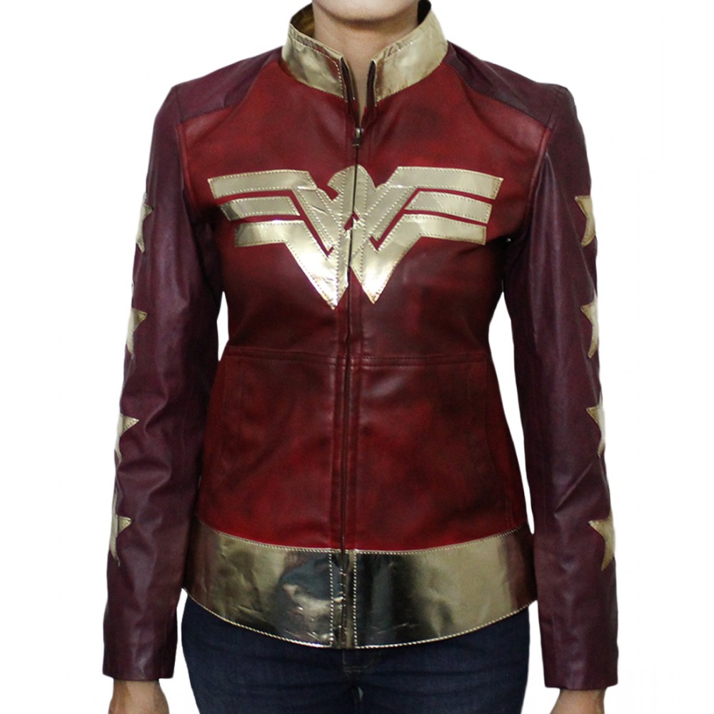 Leather jacket costumes