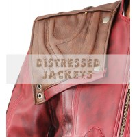 Guardians of Galaxy Long Leather Coat | Galaxy Long Coat