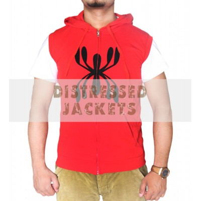 Spider-man Homecoming Inspired Hoodie | Movie Fleece Hoodie