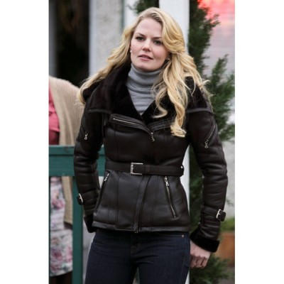 Once Upon A Time Jacket | Emma Swan Jacket