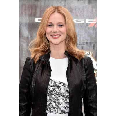 Laura Linney Leather Jacket For Sale | Celebrities Black Jackets