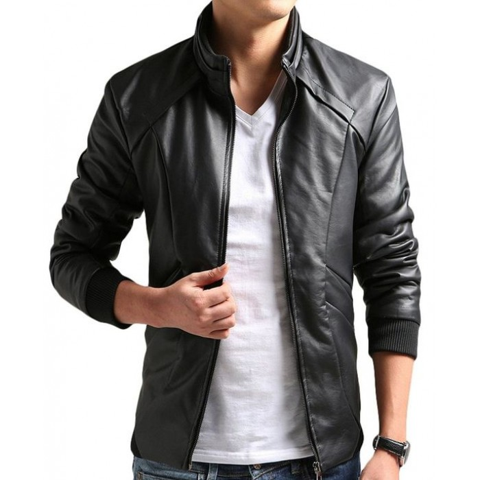 Different styles of men's varsity jackets Color and appearance are two important factors to consider when shopping for men's letterman jackets. While those with contrasting color sleeves are popular, unique jackets with retro looks, metallic sheens, and floral patterns stand out and help highlight your keen sense of style.