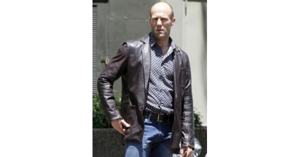 85eeb24fdad Buy Fast And Furious 7 Jason Statham Coat Style Leather Jackets